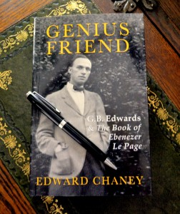 Genius Friend: G.B. Edwards and The Book of Ebenezer Le Page